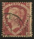 1870 1½d Lake red SG 52 Plate 1