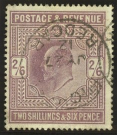 1911 2/6 Dull greyish purple SG 315