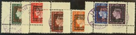 1937 ½d - 3d German propaganda forgery's