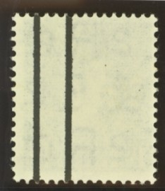 1957 1½d Graphite variety both lines at left SG 563a