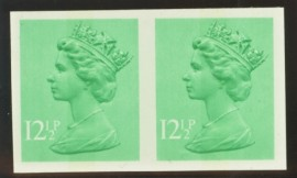 1971 12½p Light emerald SG X 898a